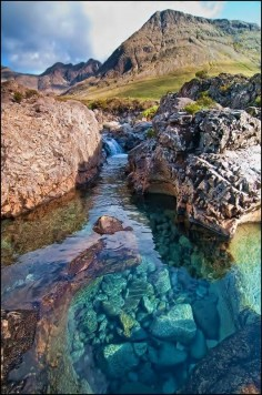 Fairy Pools, Isle of Skye CLICK THIS PIN if you want to learn how you can EARN MONEY while surfing on Pinterest