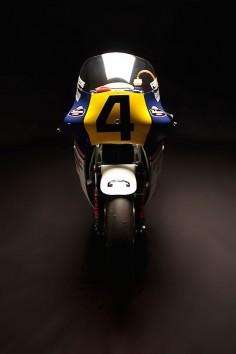 Fast Freddie Spencers Honda.