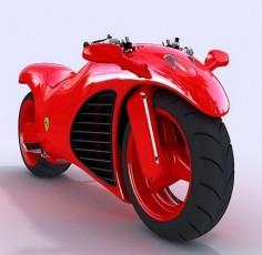 Ferrari-motorcycle