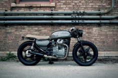 Five years ago, I'd never have picked the Honda CX500 as a target for custom bike builders. But it's now rapidly finding favor, being a cheap and reliable platform that can be transformed into a slinky, contemporary custom—as the Wrenchmonkees discovered six months ago with their own CX500. This machine belongs to Dave Mucci, who…