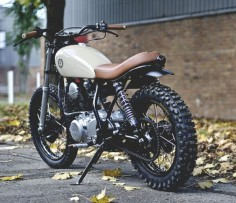 Flat-Tracker, Street-Scrambler, Custom-Bobber. Why Retro is the future (for adventure biking).