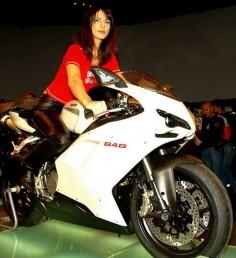 | Ducati Girl