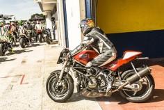 | Ro | E la sua Ducati