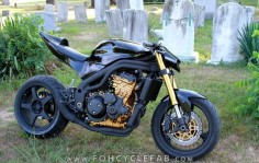 FOH Cycle Fabrication - Custom Streetfighter Motorcycles