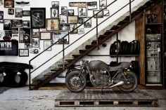 Follow  : more than  posts of vintage lifestyle, design, fashion, art, cars, architecture, music