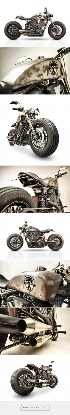 For Motorcycle fans: Modern Muscle: Victory Gunner by Tattoo Projects - click to read more about