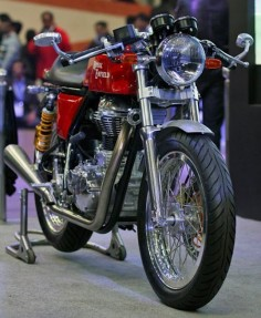 For New genration Royal Enfield Cafe Racer Bikes, check out here all information with prices At