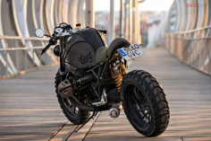 For the first time, a custom motorcycle builder has taken a grinder to BMW's R1200S sport-tourer. And against all odds, Cafe Racer Dreams has made it work.