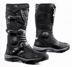 Forma Adventure motorcycle boots black – Forma Boots