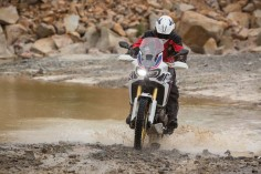 Fotos Honda CRF1000L Africa Twin