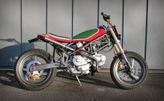 Foundry Motorcycle's Ducati Tracker