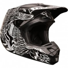 Fox V2 Valkari Helmet - Fox Racing