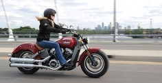 From the Wall of Death to the city streets the Indian Scout is a game changing ride.