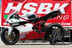 FS: 2011 Ducati 848EVO AMA DSB Race Bike