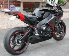 FS: Custom 2008 CBR1000RR : Honda CBR 1000RR Motorcycle Forums: