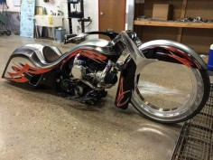 FULLY CUSTOM HUBLESS BAGGER