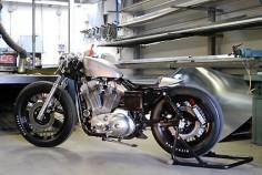 fxr cafe racer | Discussione: Harley Cafe Racer