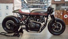 Gannet Design Numbnut Motorcycles TW Steel Watches