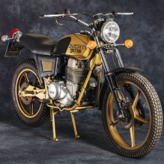 Ghost in the Machine: The Ducati Utah Prototype