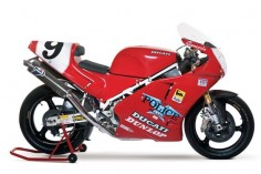 Giancarlo Falappa's 1992 Ducati 888 SBK up for grabs at RM Auctions Monaco