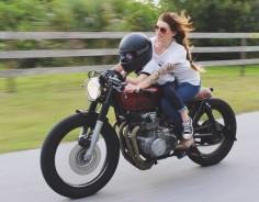 Go! #riding #motorcycles #motos  
