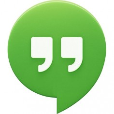 Google+ Hangouts: Video chat service.
