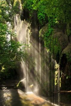 Gorman Falls, Texas