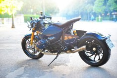 GP Design BMW R1200S Diva as seen on