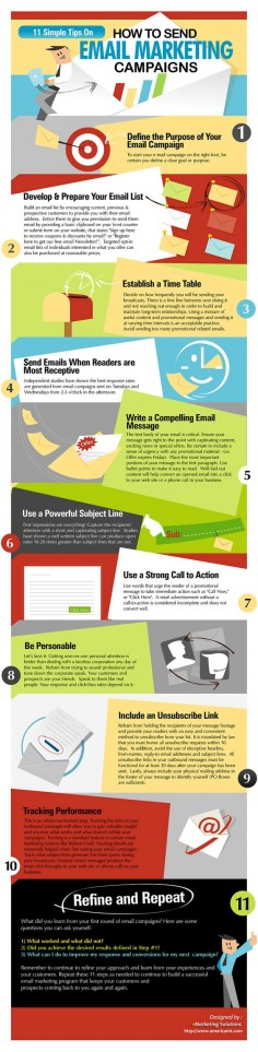 Great guide for email marketeers - We completely agree with this and follow all these rules for our clients
