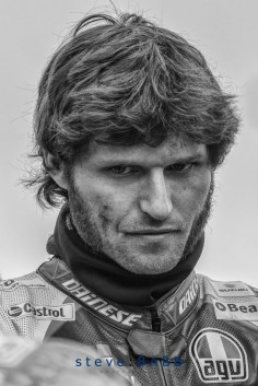 "Guy Martin | born 4 November 1981 in Kirmington, Lincolnshire, England | British motorcycle racer. Has primarily competed in road racing events. Widely regarded as an amiable and ""colourful"" character, Martin has at times found it difficult to concentrate on his racing, primarily as a consequence of the huge media attention he attracts, not least at the Isle of Man TT. Creating certain a degree of controversy, both with race officials and team principals."