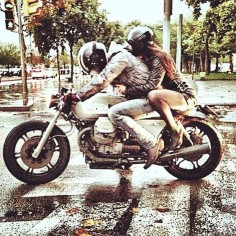 Guzzi couple