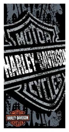 "Harley Davidson 28x58"" Sunfire Beach Towel"