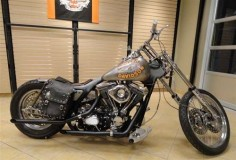Harley Davidson and the Marlboro Man. One of my fav movies and I love this bike!!!