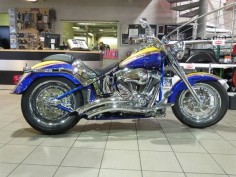 HARLEY DAVIDSON FAT BOY cvo