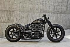 Harley-Davidson Fat Boy Shadow Rocket by Rough Crafts