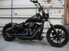Harley Davidson Forums - Robbie13's Album: 2010 Street Bob - Picture