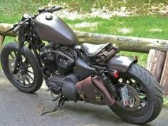 Harley Davidson: Iron 883