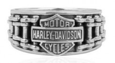 harley davidson motorcycle ring
