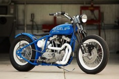 Harley-Davidson Old School Bikes   Harley-Davidson Ironhead Sportster