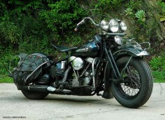 Harley Davidson Panhead