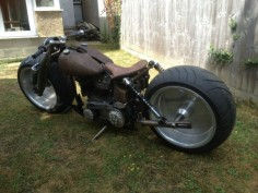 Harley davidson Shovelhead Custom Bobber Chopper Hotrod Shovel 1972 | eBay