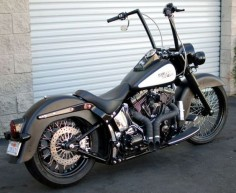 Harley-Davidson : Softail Deluxe