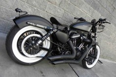 harley davidson sportster 883 iron dark custom