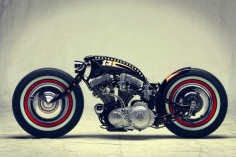 Harley-Davidson Sportster  | The Khooll