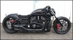 Harley-Davidson V-Rod Night Rod | ... Heckfender für unsere Harley Davidson V-Rod umbauten 280er/300er