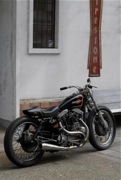 Harley-Davidson XLH 1000 Sportster Ironhead