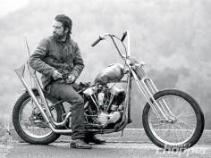 Harley Knucklehead