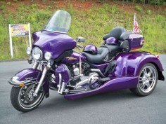 Harley Ultra Trike Motorcycle Trike For Sale in Denver, NC