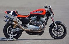 Harley XR1200 racer