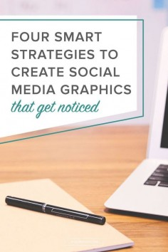Having high-quality graphics on social media will help show your audience that you are professional and credible. The quality of graphics on social media is often overlooked because people think of it as just a fun outlet - great advice for social enterprise, nonprofits, small businesses!
